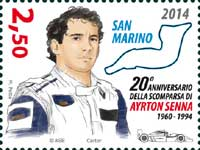 20th  Anniversary of the death of Ayrton Senna